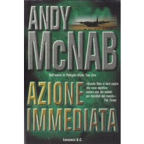 McNab Andy, Azione immediata, Longanesi, 1998