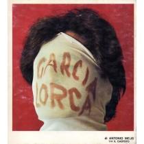 Melis Antonio, Garcia Lorca, La Nuova Italia, 1976