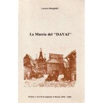 """Menghetti Luciano, La marcia del """"davai"""", Centro Stampa, 1990"""