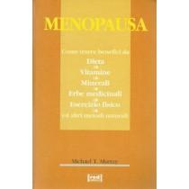 Murray Michael T., Menopausa. Come trarre benefici da dieta, vitamine, minerali, erbe medicinali, esercizio fisico ed altri metodi naturali, Red Edizioni, 1996
