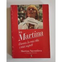 Navratilova Martina, Io Martina, Il Castello, 1988