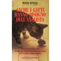 Neville Peter, Anche i gatti hanno bisogno dell'analista, Sperling & Kupfer, 1991