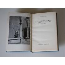 Ojetti Ugo, I taccuini 1914-1943, Sansoni, 1954