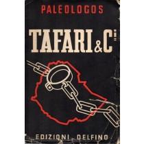 Paleologos Costantino, Tafari & Ci., Delfino, 1938