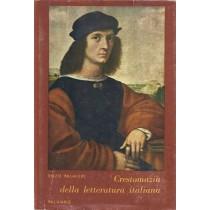 Palmieri Enzo, Crestomazia della letteratura italiana. Tomo II, Palumbo