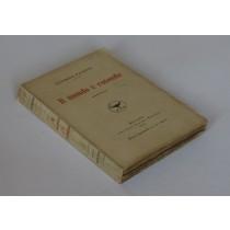 Panzini Alfredo, Il mondo è rotondo, Treves, 1921