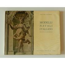 Patrone Giacomo, Modelli navali italiani dal XVI al XIX secolo, Edindustria Editoriale, 1962