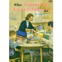 Pattern Marguerite, The family cookbook in colour, Sping Books, 1965