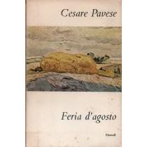 Pavese Cesare, Feria d'agosto, Einaudi, I coralli, 1953