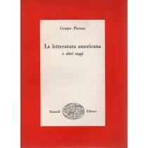 Pavese Cesare, La letteratura americana e altri saggi, Einaudi, 1953
