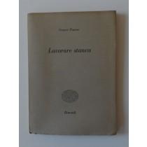 Pavese Cesare, Lavorare stanca, Einaudi, 1952
