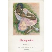 Perruchot Henri, Gauguin. Tahiti, Methuen, 1958