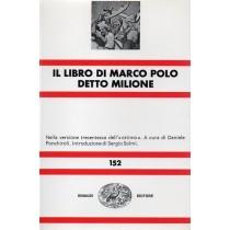 Polo Marco, Il libro di Marco Polo detto Milione, Einaudi, 1982