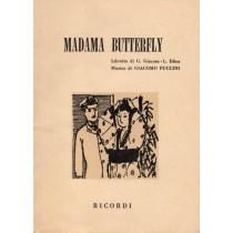Puccini Giacomo, Madama Butterfly, Ricordi, 1964