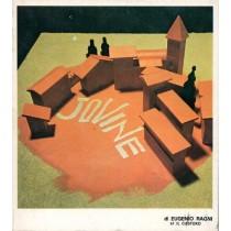 Ragni Eugenio, Jovine, La Nuova Italia, 1974