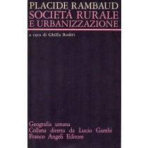 Rambaud Placide, Società rurale e urbanizzazione, Franco Angeli, 1978