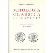 Ramorino Felice, Mitologia classica illustrata. Con 120 incisioni, Hoepli, 1988
