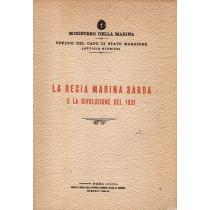 Gonni Giuseppe, La Regia Marina Sarda e la rivoluzione del 1831, Ufficio Storico della Marina, 1931