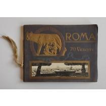 Roma 70 vedute. Ricordo di Roma, s.d. (1930 circa)