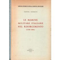 Romiti Sante, Le Marine Militari Italiane del Risorgimento (1748-1861), Italgraf, 1950