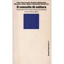 Rossi Pietro (a cura di), Il concetto di cultura, Einaudi, 1974