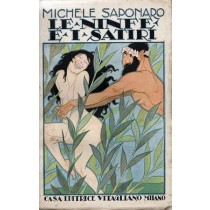 Saponaro Michele, Le ninfe e i satiri, Vitagliano, 1920
