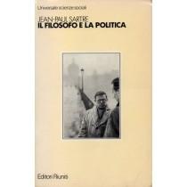 Sartre Jean-Paul, Il filosofo e la politica, Editori Riuniti, 1980