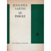 Sartre Jean-Paul, Le parole Il Saggiatore, 1964