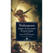 Shakespeare William, Sogno di una notte di mezz'estate, Mondadori, 1998