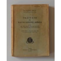 Simeon Giuseppe, Trattato di navigazione aerea. Parte prima: Navigazione aerea piana, Editrice Moderna, 1934