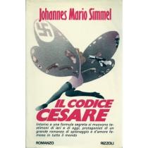 Simmel Johannes Mario, Il codice Cesare, Rizzoli, 1977