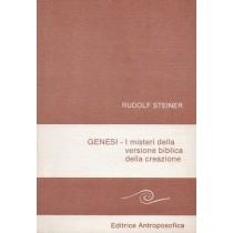 Steiner Rudolf, Genesi. I misteri della versione biblica della creazione, Antroposofica, 1990