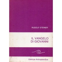 Steiner Rudolf, Il Vangelo di Giovanni, Antroposofica, 1983