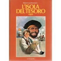 Stevenson Robert Louis, L'isola del tesoro, La Sorgente, 1980