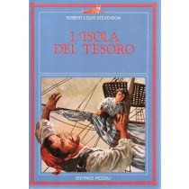 Stevenson Robert Louis, L'isola del tesoro, Piccoli, 1982