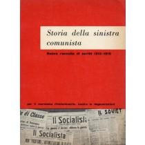 Storia della sinistra comunista, Il programma comunista, 1966