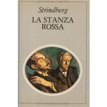 Strindberg August, La stanza rossa, De Agostini, 1982
