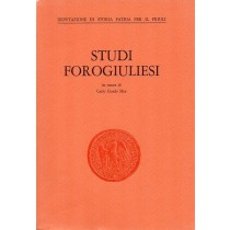 Fornasir Giuseppe (a cura di), Studi forogiuliesi in onore di Carlo Guido Mor, Deputazione di Storia Patria per il Friuli, 1983