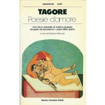 Tagore Rabindranath, Poesie d'amore, Newton Compton, 1983