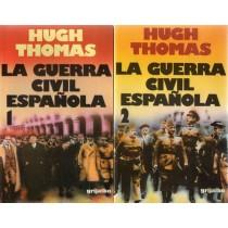 Thomas Hugh, La guerra civil espanola, Grijalbo, 1988