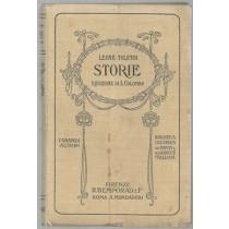 Tolstoi Leone, Storie, Bemporad, 1920