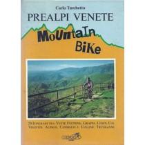 Turchetto Carlo, Prealpi venete in mountain bike, Ediciclo