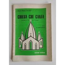 Turoldo David Maria, Chiesa che canta. Parte I. Avvento - Natale, Carrara, 1981