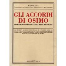 Udina Manlio, Gli accordi di Osimo, LINT, 1979