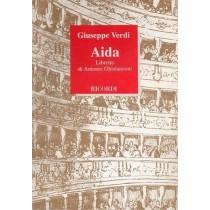 Verdi Giuseppe, Aida, Ricordi, 1990