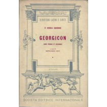 Virgilio, Georgicon. Liber primus et secundus, Società Editrice Internazionale, 1965