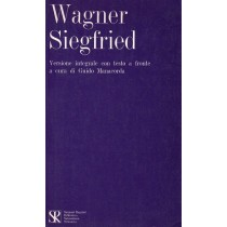 Wagner Richard, Siegfried, Sansoni, 1974