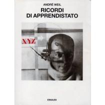 Weil Andre, Ricordi di apprendistato, Einaudi, 1994