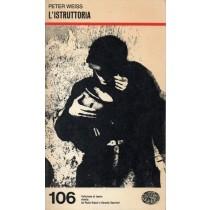 Weiss Peter, L'istruttoria, Einaudi, 1967