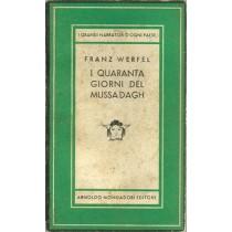 Werfel Franz, I quaranta giorni del Mussa Dagh (2 voll.), Mondadori, 1945